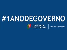 Consulta Aos Cidadãos – Primeiro Ano do XXI Governo
