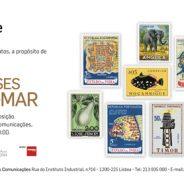 """Inauguração da exposição """"Selos Portugueses de Além-Mar"""""""