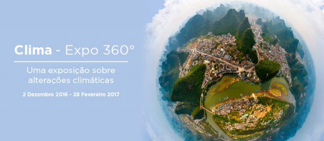 Exposição CLIMA EXPO 360
