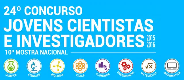 Concurso Jovens Cientistas e Investigadores 2016