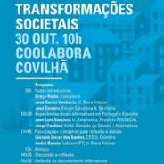 """Encontro """"Experiências Locais e Transformações Societais"""""""