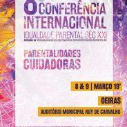 8ª Conferência Internacional Igualdade Parental Séc. XXI