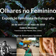 """Exposição """"Olhares no Feminino"""""""
